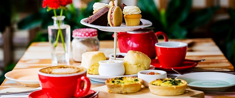 Deluxe High Tea Experience is $25 for Two People or $49 for Four (Valued Up To $100)