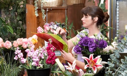 From $69 for a 1-Day Florist Course and from $135 for a 3-Day Course at Admire Florist and Gifts (From $150 Value)