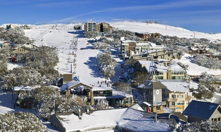 Snowy Mountains, Mount Buller: Sightseeing Snow Day Trip for 1 Person with Mt Buller Entry & Single Chairlift pass