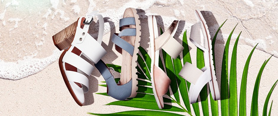 Save best-selling sandals of the season