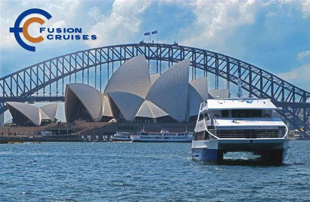 Spectacular Harbour Cruise & Lunch