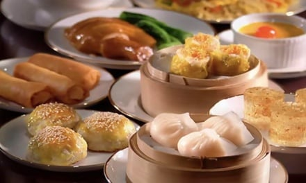 Ten-Course Yum Cha for One ($18), Two ($36), Four ($72) or Six People ($108) at Hung Cheung (Up to $252 Value)
