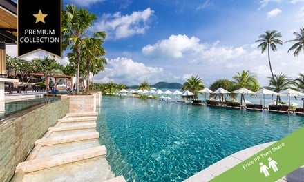 ✈ Phuket: From $1,049 Per Person for 7 Nights with Flights and Daily Cocktails at 5* Pullman Phuket Panwa Beach Resort