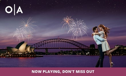 La Boheme on Sydney Harbour: Ticket + Bonus Drink Voucher from $99, 31 March - 22 April
