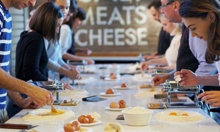 Cooking Class: Pizza, Pasta or Gluten-Free ($45), or Italian Sausage ($55) at Salt Meats Cheese - Bondi Junction