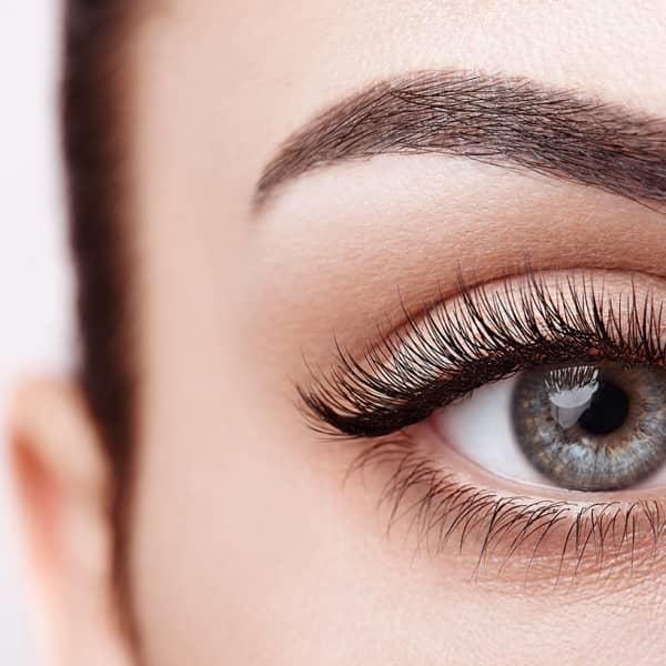 Natural Eyelash Extension Packages in Eastwood