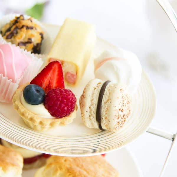 Annandale High Tea Experience with Sweets and Savouries