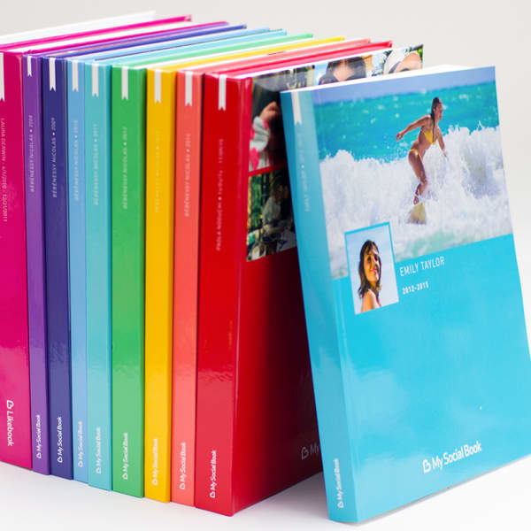 Save $45 on a Personalised Photo Book Using Your Best Social Media Pics!