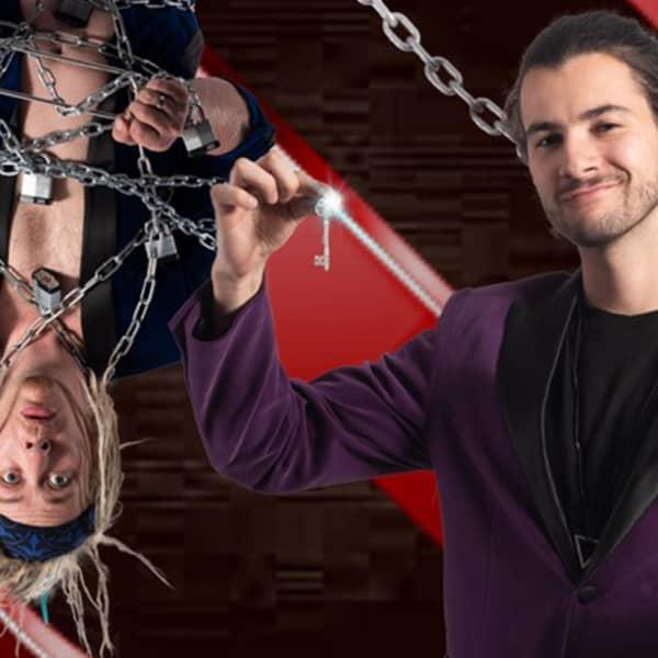 40% Off Tickets to an Adults Only Magic Show in Leichhardt