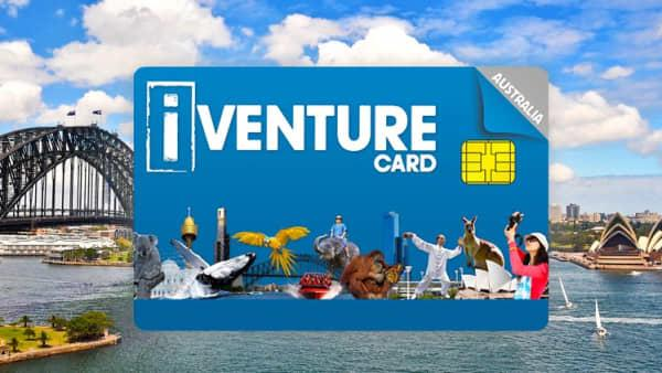 FLASH SALE! See Sydney Attractions with an iVenture Flexi Card