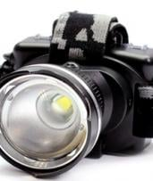 $19 for a 1,000LM Zoomable LED Headlamp