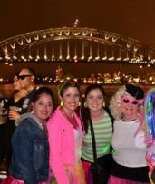From $39 for a Live ABBA Tribute or Strictly 80's Cruise with Sydney Pearl Cruises (From $110 Value)