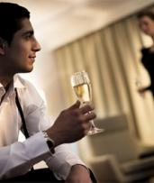 Melbourne, CBD: 5-Star Mystery Hotel Stay with Valet Parking, Sparkling Wine and Late Checkout