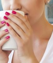 Gel Manicure ($25) or Pedicure ($35), or Both ($55) at B Secrète Beauty Salon (Up to $145 Value)