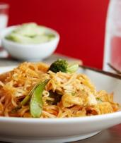$7 for a Thai Lunch with Bottle of Water at Five Stars Thaitanic, Six Locations ($11 Value)