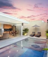 Bali: One to Five Night Private Pool Villa Stay with Daily Breakfast and Welcome Drinks at Mahagiri Villas Dreamland