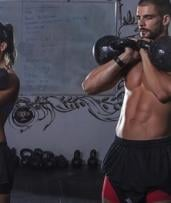One Month Gym Membership + PT Session and Group Training for 1 ($19) or 2 ($35) at Adrenalin Gym (Up to $143.6 Value)