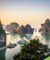 Vietnam: $749 Per Person for an 11-Day North-to-South Tour with Domestic Flight and Cruise with Halong Tours Booking