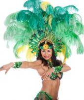 Six Weeks of Brazilian Samba Classes for One ($19) or Two ($35) at A Touch of Salsa (Up to $190 Value)