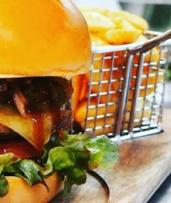 Lunch and Drink: One ($12), Two ($23) or Four People ($45) at The Rock Cafe (Up to $82 Value)