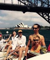 $799 for a Three-Hour Private Yacht Charter for 10 People with Asail Sydney, Darling Point ($1,300 Value)