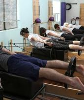 Reformer Plus Pilates Classes - Five ($49) or Ten Classes ($89) at Pilatestry Studios, Willoughby (Up to $230 Value)