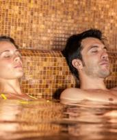 $139 for a One-Hour Milk Hydrobath in a Private Bath Tub for Two at Spa Sense (Up to $320 Value)