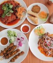 Malaysian Lunch or Dinner with Drinks for 2 ($29), 4 ($55) or 6 ($79) at Ya-Malaysia, Parramatta (Up to $138 Value)