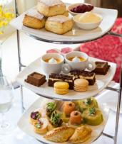 Elegance High Tea with Champagne for One ($43), Two ($82) or Four ($158) - Sir Stamford Circular Quay (Up to $316 Value)