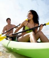From $9 for One-Hour Kayak Hire at All Sorts Fitness & Wellbeing Centre - Central Coast, Wyong (From $20 Value)