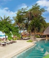 Bali: From $699 for Seven Nights with Flights, Breakfast, Lunch, Dinner and Massage at Novotel Bali Benoa