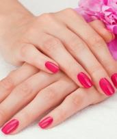 Express Manicure with Gel Polish ($15) or French Gel Polish ($20) at Aviva Beauty, Varsity Lakes (Up to $35 Value)
