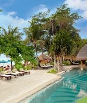 Bali: From $699 Per Person for Seven Nights with Flights, Breakfast, Dinner and Massage at 5* Novotel Bali Benoa Hotel