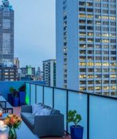 Melbourne City: 1-Night Stay for Two People with 12pm Late Check-Out and Wifi at 4* Mystery Hotel