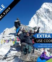 Nepal: $1,199 (+US $25 Kathmandu Sightseeing Entry) Per Person for 16 Days Guided Everest Base Camp Trek + Accommodation