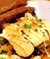 Lunch with a Glass of Wine or Beer for One ($19), Two ($37), or Four People ($70) at Caffe Dante, CBD (Up to $130 Value)