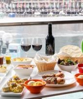 Four-Course Barbecue Banquet with Bottle of Wine For Two ($69) or Four People ($138) at Zaaffran (Up to $312 Value)