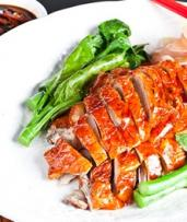 Peking Duck Banquet with Wine for Two ($39) or Four People ($75) at All People Chinese Restaurant (Up to $207.20 Value)
