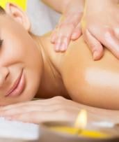 One-Hour Thai Aromatherapy Oil Massage: One ($55) or Two People ($109) at Amata Thai Massage (Up to $280 Value)
