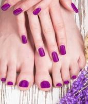 Gel Manicure ($25) With Pedicure ($39) at Chelsea and Sparrow (Up to $120 Value)