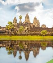 Vietnam and Cambodia: $1,169 Per Person for a 15-Day Tour with Accommodation and Cruise with Halong Tours Booking