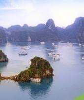 Vietnam: $529 Per Person for a Nine-Day North Vietnam Tour with Sightseeing and Guided Tours with Halong Tours Booking