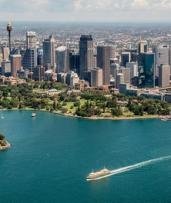 Sydney: 1 or 2 Nights for Two People with Welcome Drinks, Parking and Late Check-Out at 4* Hotel Urban St Leonards
