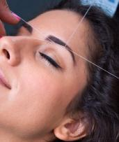 Eyebrow Threading + Brow and Lash Tint: 1 ($19), 2 ($35) or 3 Sessions ($49) at Elegance Brows (Up to $165 Value)