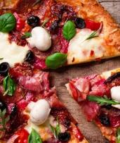 Two-Course Italian Dining for One ($19) or Four People ($72) at Rene's Restaurant and Pizzeria (Up to $161.20 Value)