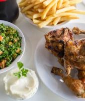 Quarter ($9), Half ($12) or Whole Chicken with Chips and Canned Drink ($19) at Oricco Charcoal Chicken (Up to $27 Value)