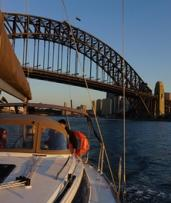 Sydney Harbour Sailing Tour for One ($45) or Six ($262) with Sailaway Sydney (Up to $450 Value)
