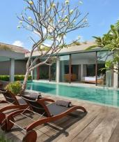 Bali, Seminyak: 3-7 Nights for 2 People with Breakfast, Afternoon Tea and Airport Transfer at 4.5* Ziva a Boutique Villa