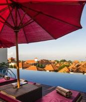Bali, Legian: From $156 for a Getaway with Daily Breakfast, and Airport Transfer at Swiss-Belinn Legian