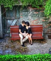 $15 for a Personalised Engagement Photoshoot with Wall Print from Anne Higgs Photography (Up to $535 Value)